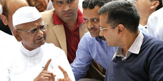 Anna Hazare Slams Kejriwal's Suggestion, Says Ballot Paper Time Consuming