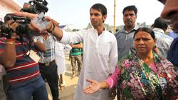Lalu Prasad Yadav's Elder Son Tej Pratap Gets VIP Security From