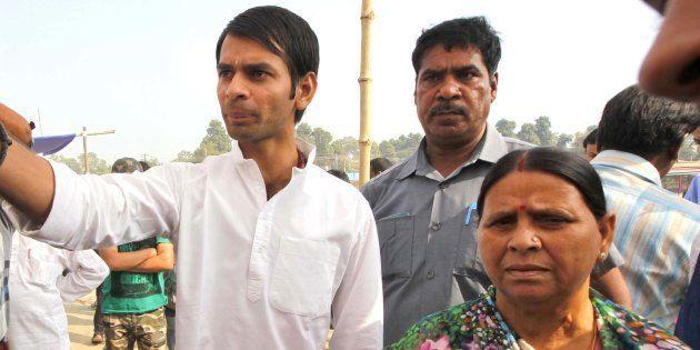Lalu Prasad Yadav's Elder Son Tej Pratap Gets VIP Security From