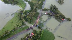 Rain Abates In Flood-Hit Kerala, Fears Of Disease In