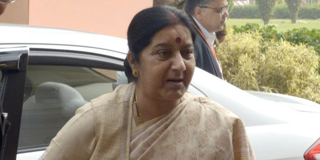 After Clerics Of The Hazrat Nizamuddin Dargah Go Missing, Sushma Swaraj Takes It Up With