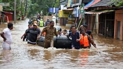 Kerala Floods: Clean-Up Begins Amid Fear Of Disease