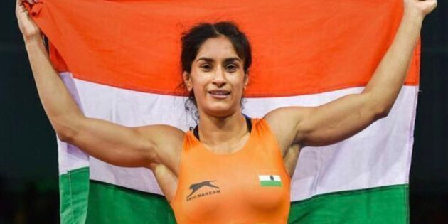 Vinesh Phogat Wins Gold In Asian Games Free