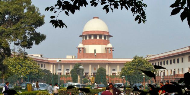 The Supreme Court upheld the validity of linking Aadhaar to PAN cards, suggesting that anyone who pays income tax will have to have an Aadhaar number anyway.