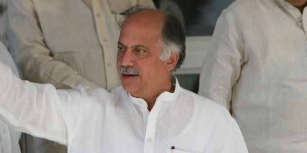 Congress leader Gurudas Kamat in a file
