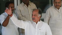Senior Congress Leader Gurudas Kamat