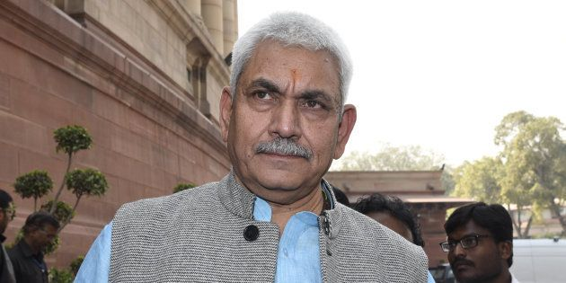 Manoj Sinha Says Not In Race For Uttar Pradesh CM