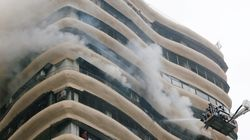Fire In Mumbai's Parel Kills 4, Blaze Now Under