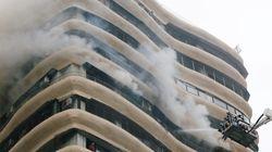 Fire In Mumbai's Parel Kills 4, Blaze Now Under