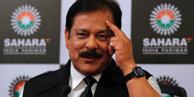 Supreme Court Orders Sahara Chief Subrata Roy To Pay ₹600 Crore By 6