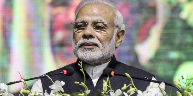 PM Narendra Modi Urges Youth To Fight Against Black Money And