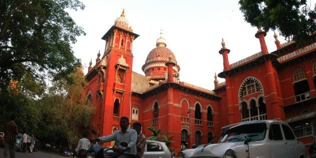 A file photo of the Madras High Court in Chennai, Tamil