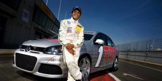 Racer Ashwin Sundar And Wife Charred To Death After BMW Crashes In