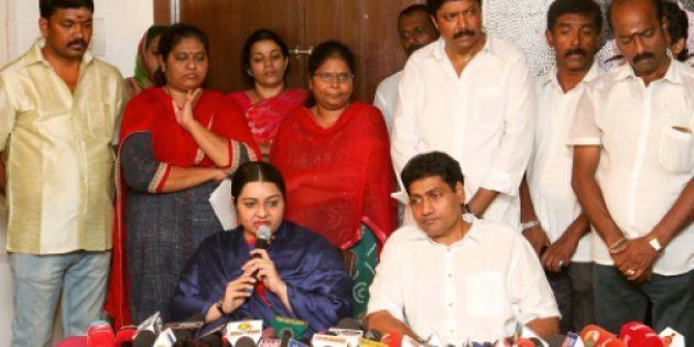 Deepa Jayakumar's Husband Quits Her Outfit, To Launch His Own Political