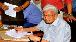 This 97-Year-Old Is The Oldest Indian Enrolled For An