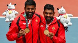 Asian Games: Rohan Bopanna-Divij Sharan Win Gold In Men's Doubles