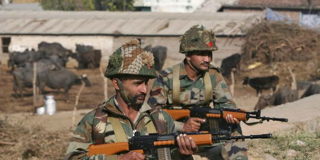 File photo of Indian army