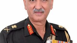 Indian Army General Who Was Overlooked As Chief Cuts Leave Short, Rejoins