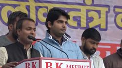 Who Is Dr Sushil Gautam, The Dalit Leader From Meerut Picked Up By The Police For