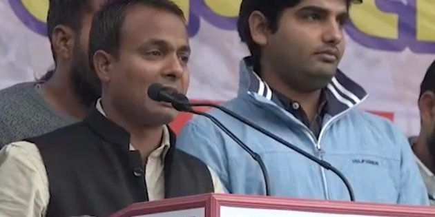 Who Is Dr Sushil Gautam, The Dalit Leader From Meerut Who Was Picked Up By The Police For