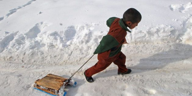 Srinagar Witnesses Coldest Night At -6.8 Degrees As Winter Intensifies In