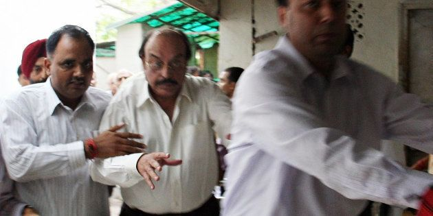 After 20 Years Of Uphaar Tragedy, Gopal Ansal Surrenders At Tihar