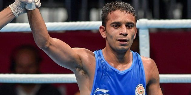 Asian Games: Amit Panghal of Haryana Wins Boxing