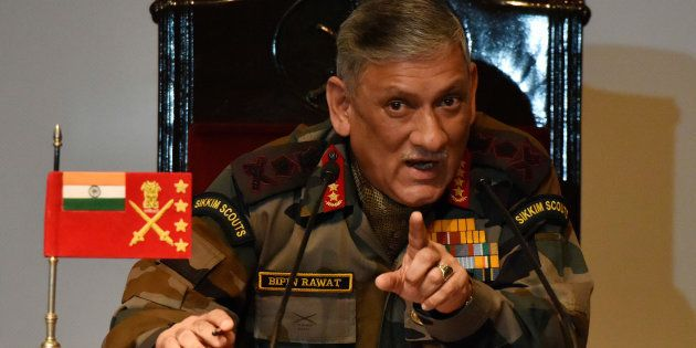 Don't Air Grievances On Social Media, Says Army Chief General Bipin