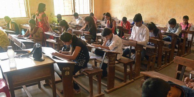 This 70-Year-Old Taking His Class 10 Board Exams Will Make You Realise That Age Is Just A