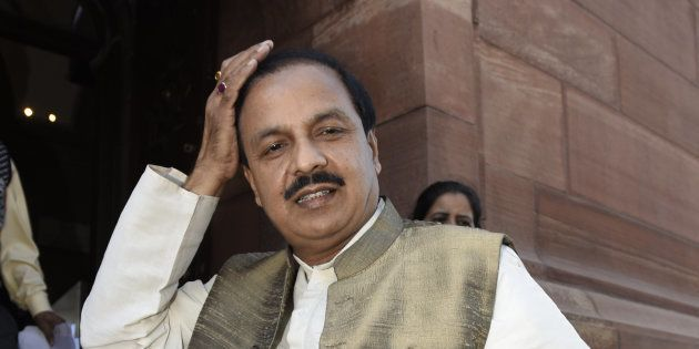 Govt Would Love To Mediate In Ayodhya Ram Temple Issue, Says Minister Mahesh