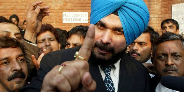 'What I Do With My Own Time Is Nobody's Business,' Says Navjot Singh Sidhu About His TV