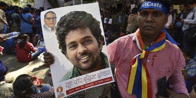 To Honour Rohith Vemula's Memory, His Brother Refuses To Join Politics, Becomes An Autorickshaw