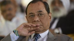 CJI Dipak Misra Recommends Justice Ranjan Gogoi As Next Chief
