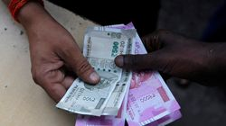 Rupee Falls To Fresh Low Hitting 71.54 Per