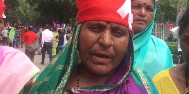 'Modiji, Come To Your Senses': At Kisan-Mazdoor Sangharsh Rally, Farmers, Union Workers Agitate For Their