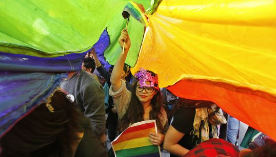 Section 377 Verdict: The Supreme Court Finally Heeds India's LGBT Community's Long