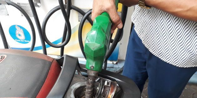 As Fuel Prices Hit Record High, Mumbai Residents Pay Almost Rs 87 For A Liter Of