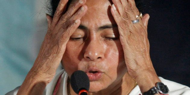 With The CBI Taking Over The Narada Case, Mamata Banerjee's Attack On The BJP Is Losing