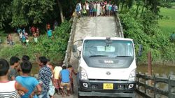 Another Bridge Collapses In West Bengal, This Time Near