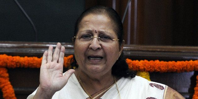 'Is This A School?': Exasperated By Ruckus In Lok Sabha, Speaker Sumitra Mahajan Reprimands
