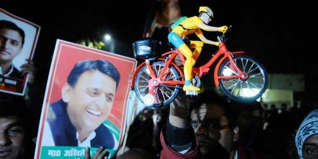 The Morning Wrap: Akhilesh Yadav Gets The Much-Coveted Cycle; GST To Roll Out From 1