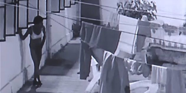 Bengaluru's Notorious Female Underwear Thief