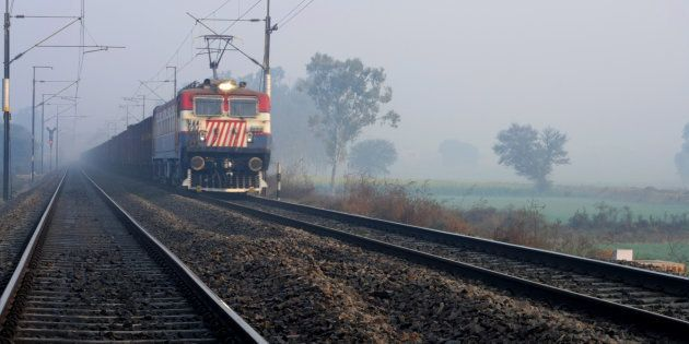 Speeding Train Kills Two Boys Clicking Selfies In