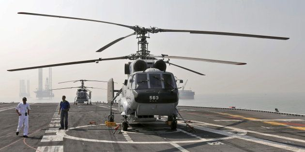 Exclusive: Plan To Build Choppers For Indian Forces Remains Grounded As Russia Drags Its
