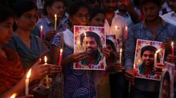 Hyderabad University Tense As Cops Stop AAP Activists From Participating In Rohith Vemula's Death Anniversary