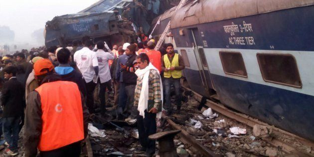 Pakistan's ISI Is Behind The Two Deadly Train Derailments In Uttar Pradesh, Says Bihar