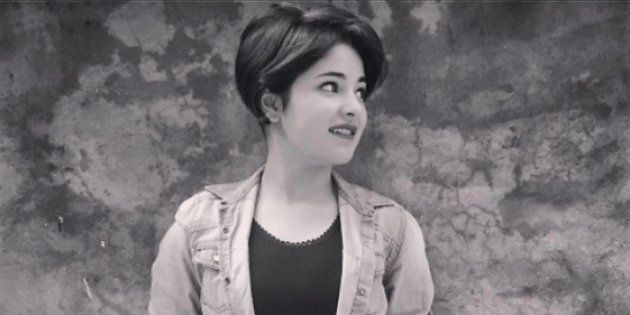 J&K Govt Supports 'Dangal' Actress Zaira Wasim, Warns Extremists Against Blackmailing