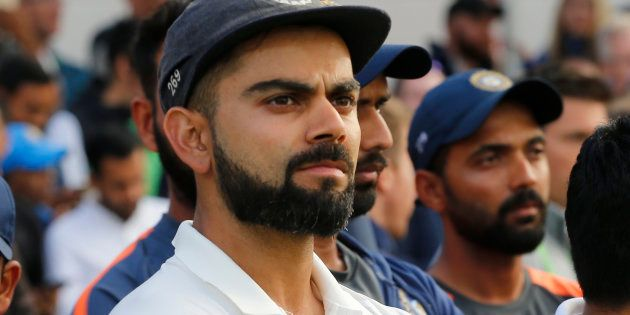 A file photo of Virat