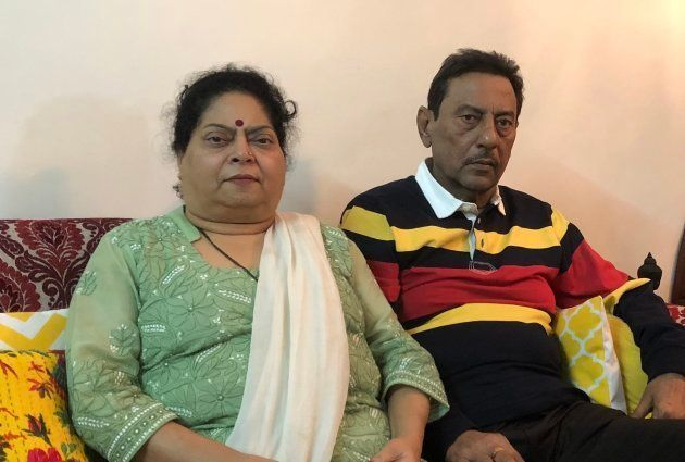 Sharma and his wife Kiran were 34 and 31, respectively, when they were accused in 1994. Their three daughters...