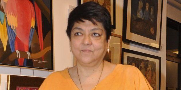 Filmmaker Kalpana Lajmi in a file